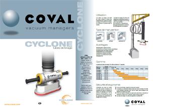 Brochure tubes de levage CYCLONE