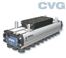 Caissons à vide CVG COVAL