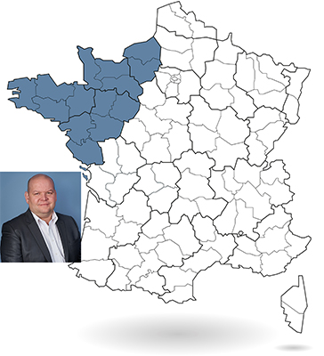 REGION NORD OUEST
