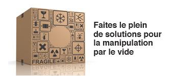 Solutions pour ligne d'emballage