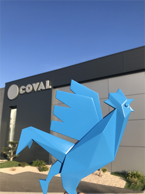 COVAL rejoint le mouvement French Fab