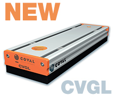 Nouveaux caissons à vide Série CVGL