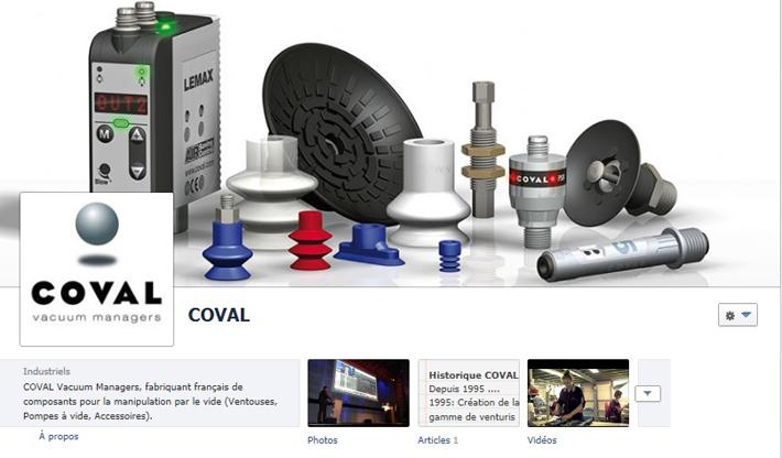Facebook COVAL