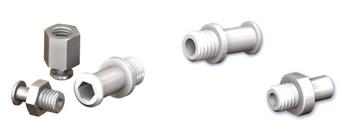 inserts pour ventouses - version inox et plastique COVAL