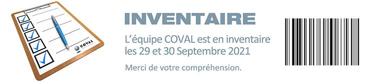 Inventaire 2021