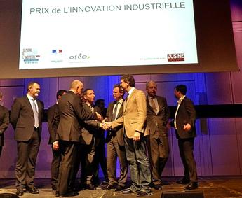 COVAL Lauréat du Prix de l'Innovation Industrielle pour la région Rhône-Alpes