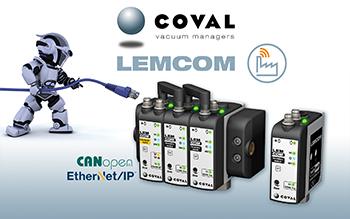 Fond d'écran COVAL LEMCOM